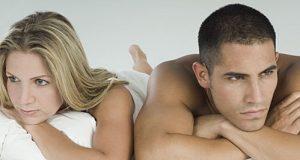 Casal Chateado com Ejaculação Precoce