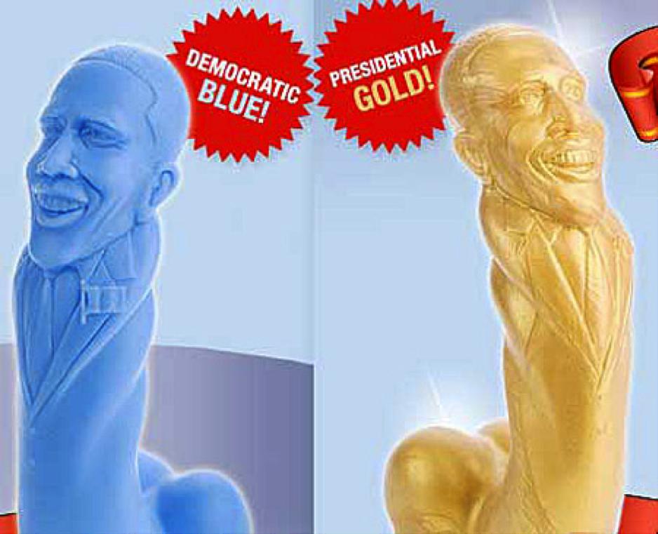 Consolo em formato de Obama