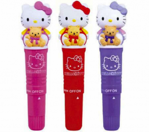 Hello Kitty Vibrador