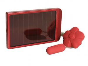 Vibrador a Energia Solar