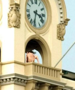 Sexo na torre