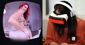Realidade virtual pornô