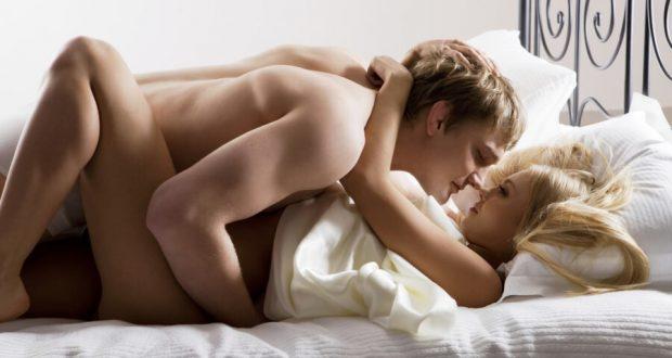 Sexo na cama