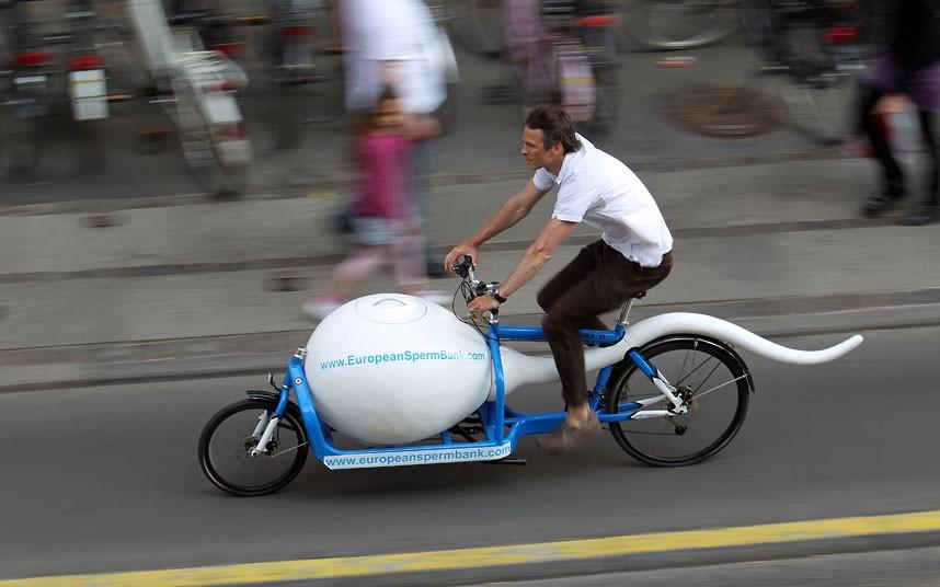 Sperm Bike DENMARK