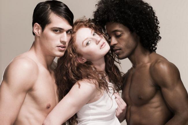 Sexo a Três