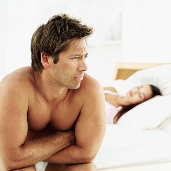 Problemas de ereção (disfunção erétil) por gengivas inflamadas