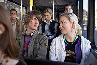 Flertando no Ônibus