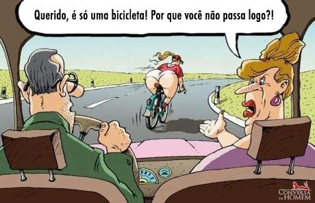 Só uma Bicicleta