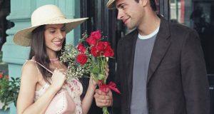 Impressionar uma Mulher com Flores