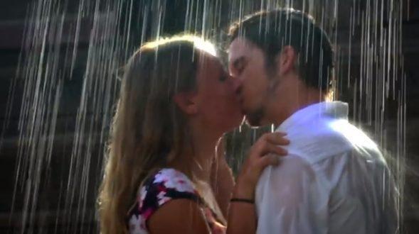 Beijo na Chuva