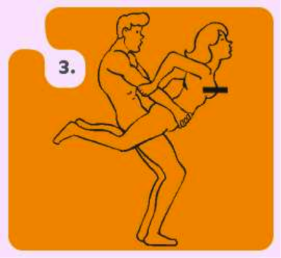 A Guide To Upgrading Your Sex Positions