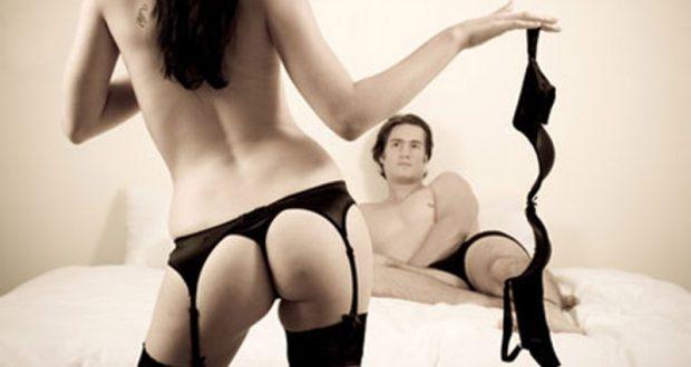 Striptease com Lingerie