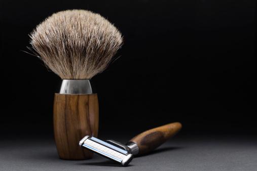 Objetos para Raspar a Barba