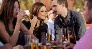 Conversa Sedutora no Bar