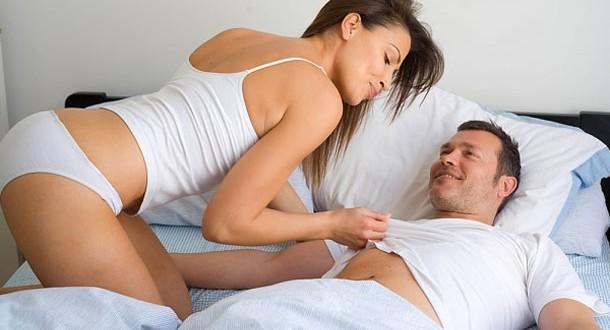 Provocação na cama