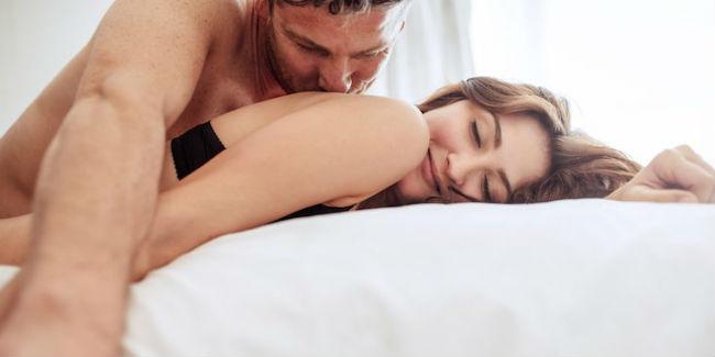 Posição sexual com preguiça
