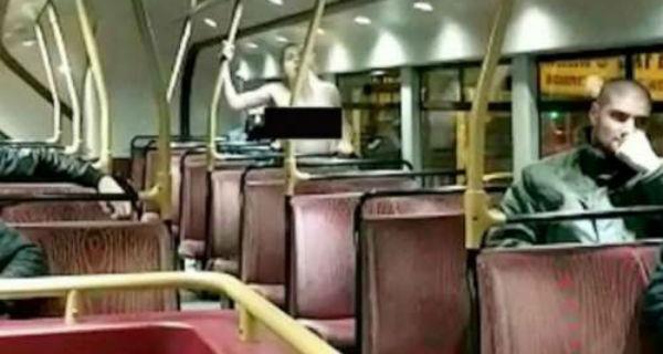 Sexo no ônibus