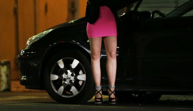 Prostitutas no Reino Unido