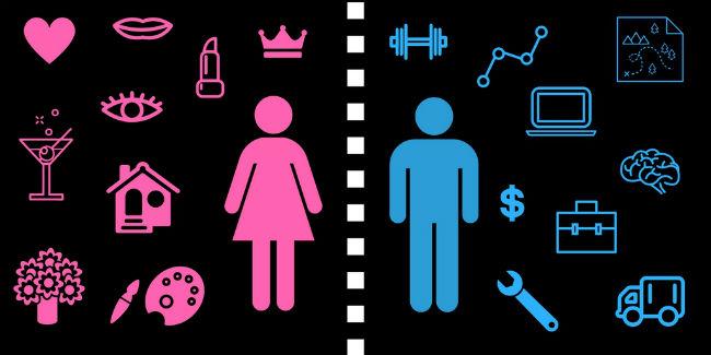 Estereótipos sexistas